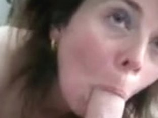 My ex cheated on me, so to get back on her I posted this amateur pov blowjob video. This milf is d.