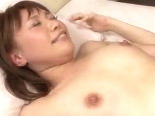 Nasty porn show along curvy assKana Mimura