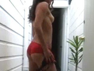 Kelli Striptease three