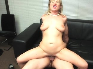 Vicky Vixen in Busty Office MILFs #4