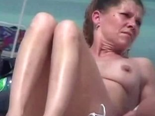 Hot wenches laying naked on the bitch in this voyeur movie