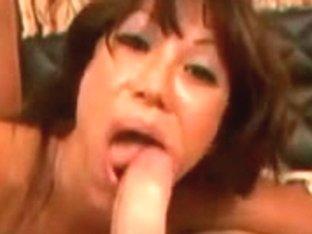 Ava Devine fuck & gulp in hotel room