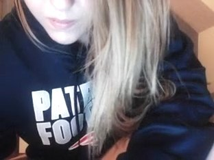 I got naughty in my homemade webcam video clip
