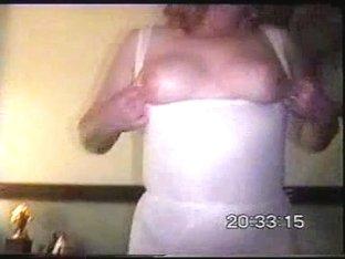 skimpy white dress
