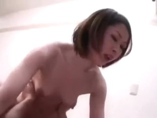 Lascivious housekeeper came to the house