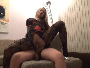 I am shagged and creampied in my amateur blonde clip