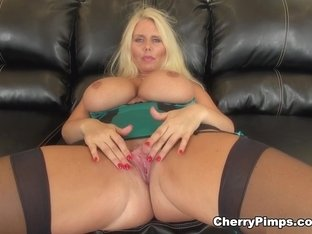Horny pornstar Karen Fisher in Incredible Big Ass, Masturbation porn clip