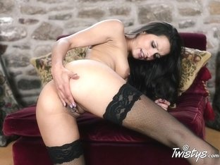 Fabulous pornstar in Hottest Brunette, Stockings porn movie