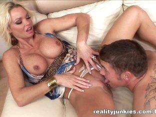 Hottest pornstar in Fabulous Hardcore, Blowjob adult scene