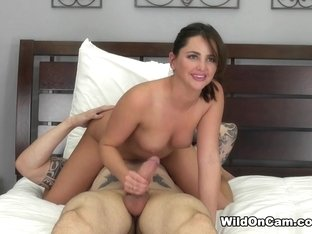 Fabulous pornstar Hope Howell in Best Cumshots, Small Tits adult video