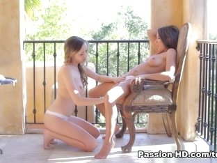 Amazing pornstars Victoria Rae Black, Lizz Tayler in Fabulous Pornstars, Threesomes sex scene
