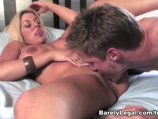Fabulous pornstar in Hottest Big Tits, Facial porn movie