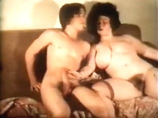 Amazing classic porn clip from the Golden Epoch