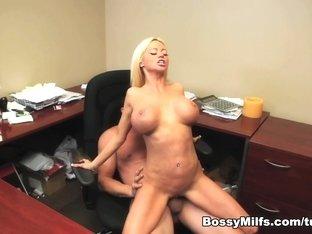 Amazing pornstar Nikita Von James in Exotic Blonde, MILF sex video