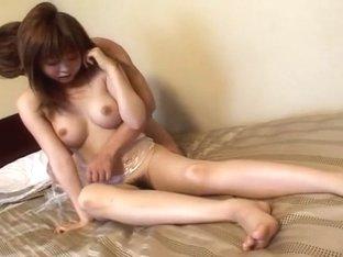 Hottest Japanese model in Crazy Amateur JAV clip