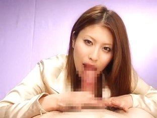 Horny Japanese girl in Amazing POV JAV clip