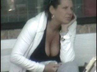 BEST OF BREAST - Busty Candid 16