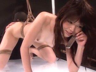 Hottest Japanese girl in Exotic Masturbation/Onanii, Dildos/Toys JAV movie