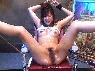 Exotic Japanese slut in Horny BDSM, Dildos/Toys JAV video