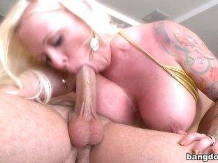 Massive Angel Tits