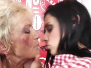 Exotic pornstar in hottest amateur, blonde sex clip