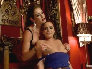 Hottest fetish, lesbian adult movie with crazy pornstar Ashlee Graham from Whippedass
