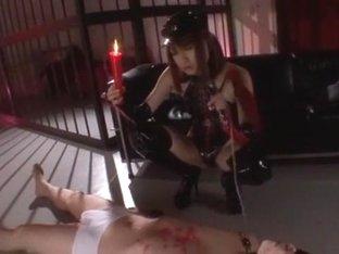 Amazing Japanese chick Saki Yano in Fabulous Cunnilingus, BDSM JAV clip