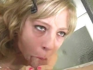 Teen Chastity Learns How To Clean A Cock And Kitchen