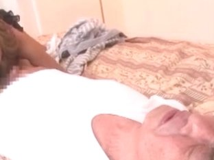 Alluring hotty a make care for the older scene 4(censored)