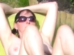 Filming my sexy wife's wet pussy