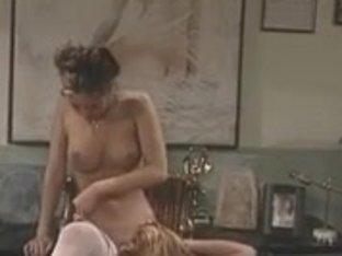 Hawt oriental doctor rubs her patients cum-hole on office desk
