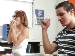 Hot Sex in Classroom