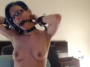 opheliatheslave non-professional record on 01/22/15 00:35 from chaturbate