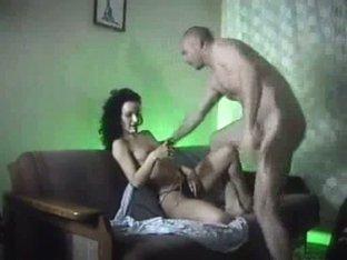 Smoking hot chick's sex tape
