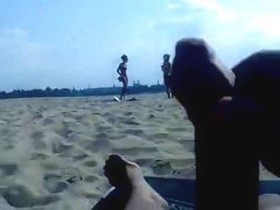 Public masturbation compilation video