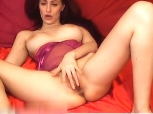 Sex toy for her tight hungry twat