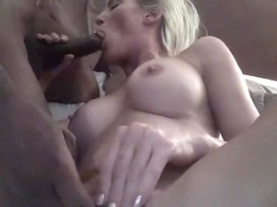 blond wife two