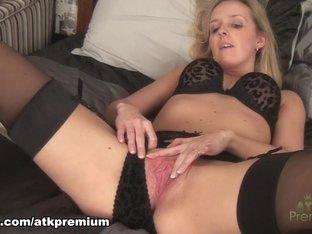 Crazy pornstar in Best Solo Girl, Masturbation porn clip