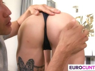 Mary Wet and Helena Valentine get drilled