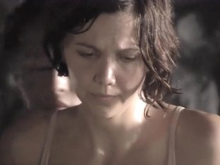 Maggie Gyllenhaal in 'Strip Search'
