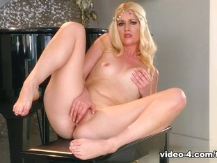 Best pornstar Charlotte Stokely in Crazy Solo Girl, Babes adult scene