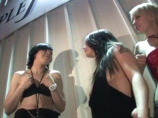 Horny pornstar Aliyssa Moore in best blonde, college adult clip