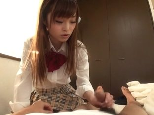 Crazy Japanese chick Mikuru Shiina in Hottest college, couple JAV clip