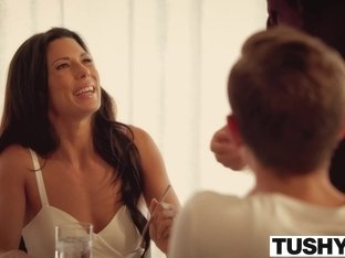 TUSHY Bored Girlfriend Alexa Tomas Loves Anal