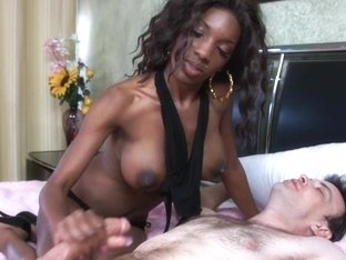 BlackGirlsWhiteSlaves: Eat Your Spooge