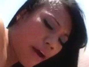 Lucy Thai asian doxy screwed and double penetration outside