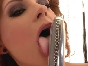 Dorothy Black wants it deeper in her anal entrance