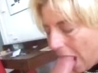 Older deepthroat and rim job