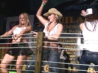 SpringBreakLife Video: Wet T Contest Spring Break