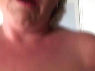 Large breasted grandma Monieka acquires down and ribald afresh
